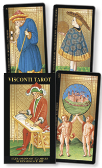 Tarot Cards - Visconti Tarots
